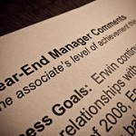 End of year performance appraisal season is upon us!