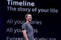 Facebook Timeline will know everything about you