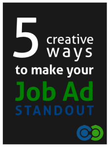 5 creative ways to make your job ad standout