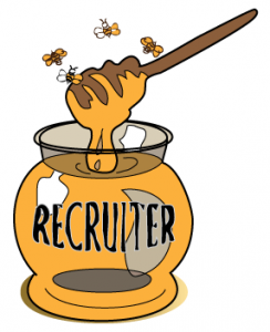 the recruiter honeypot