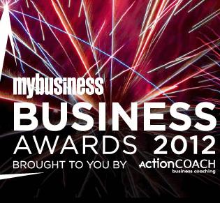 RecruitLoop My Business Awards 2012