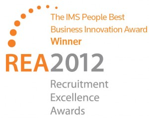 REA, Recruitment Extra, Recruitment Excellence Awards, Business Innovation, Thomson Reuters