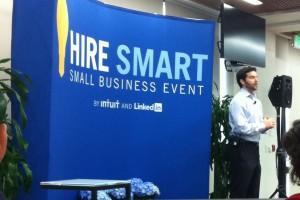 Hire Smart Event LinkedIn Intuit