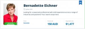 Bernadette Eichner - Rockstar