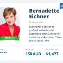 Bernadette - profile