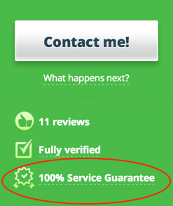 Service Guarantee - RecruitLoop