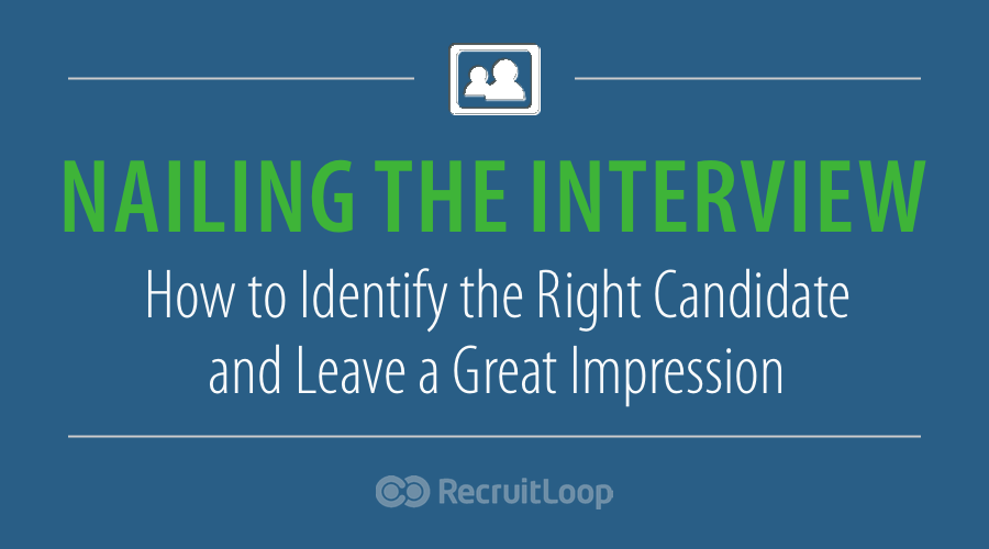 Webinar - nailing the interview - cover