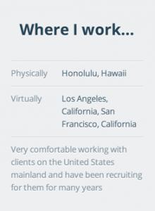 Where I work - RecruitLoop