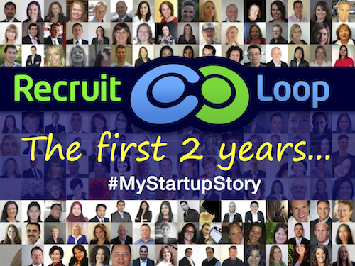 RecruitLoop Startup Story Cover image
