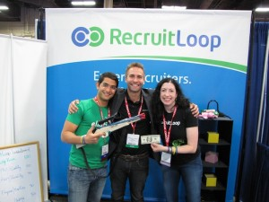 Winner of Elastic Recruiting Rubber Band Shootout
