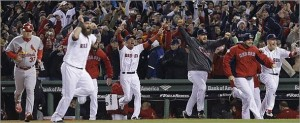 Red Sox Win
