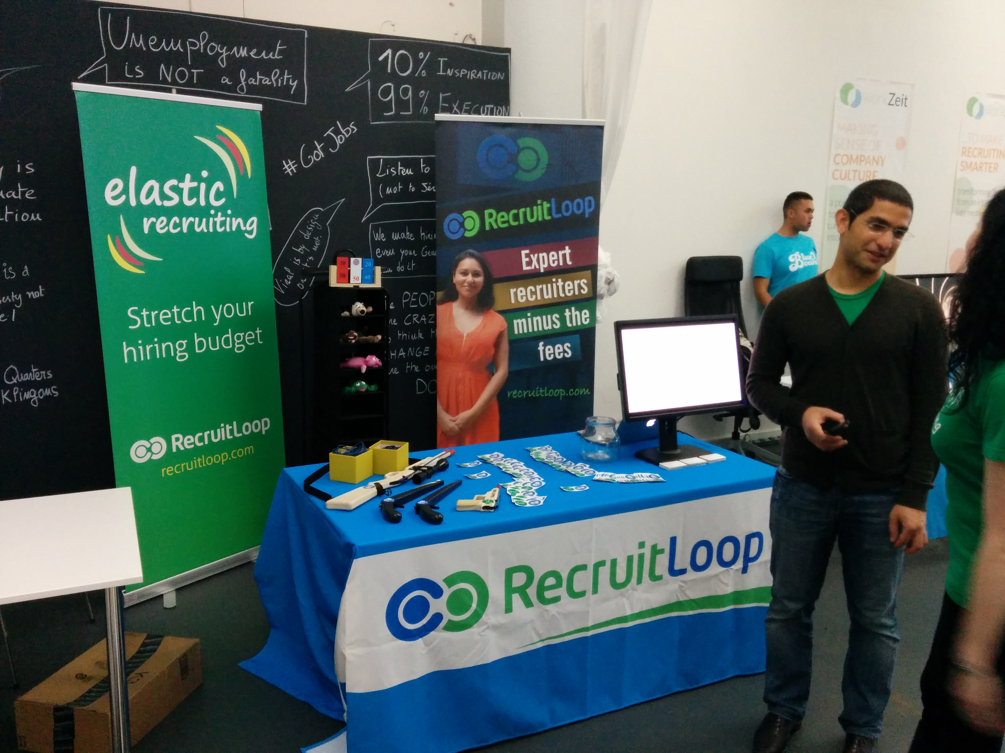 RecruitLoop at #sfbeta