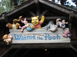 Who's who in your hundred acre wood