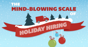 the mind-blowing scale of holiday hiring
