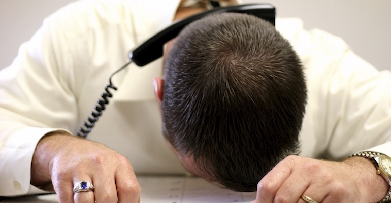 Recruiter Tips Sales Calls Going Back to Basics