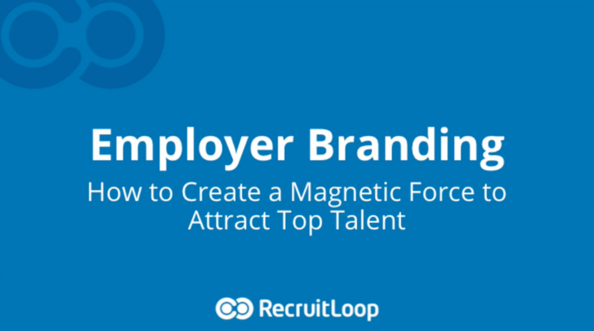 how to attract talent to a Luring the best candidates to a small company often means making a case for its  potential, their ability to contribute to its success and the advantages of working.