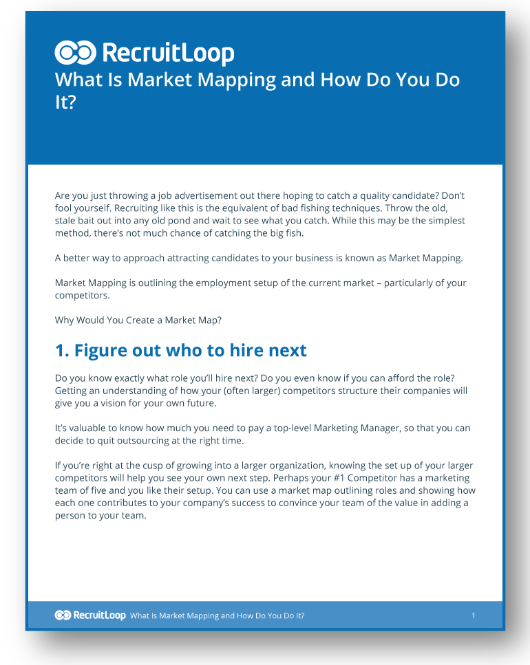 What Is Market Mapping and How Do You Do It?_366x232