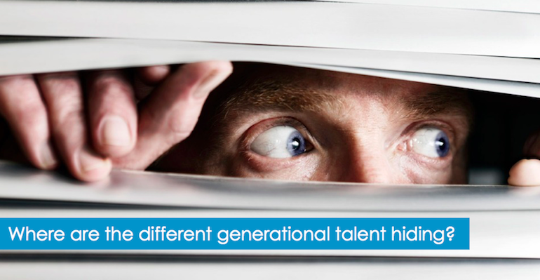 How to Source and Attract Multi-Generational Talent in a Tight Labor Market