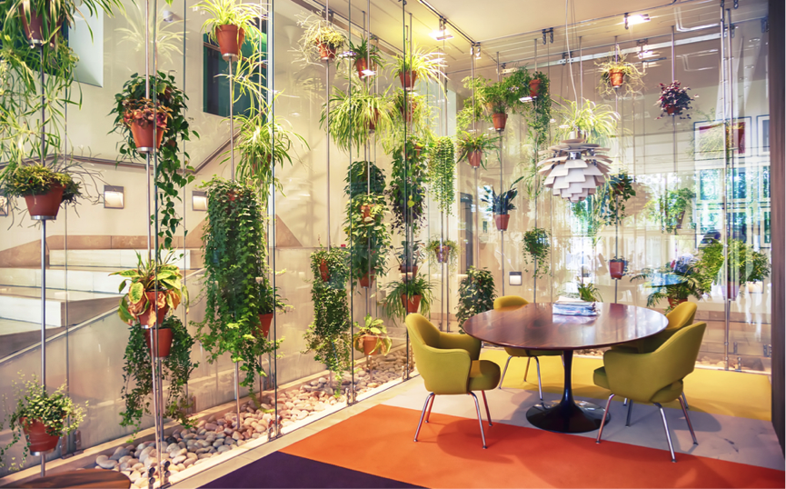 why a sustainable greener office will improve