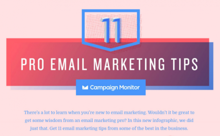 Pro Email Marketing Tips from the Experts [Infographic]