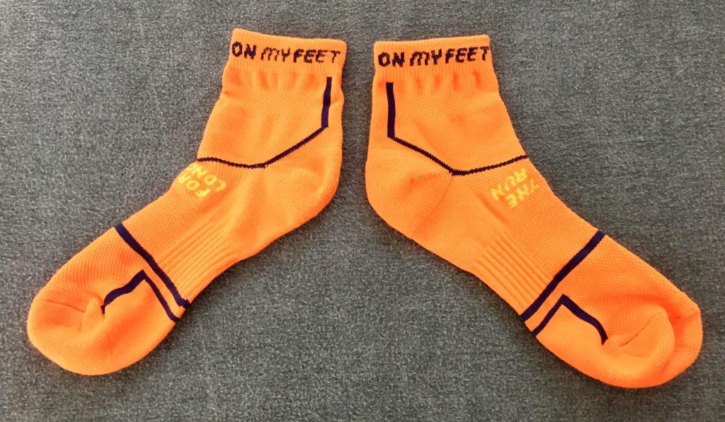 On My Fee socks
