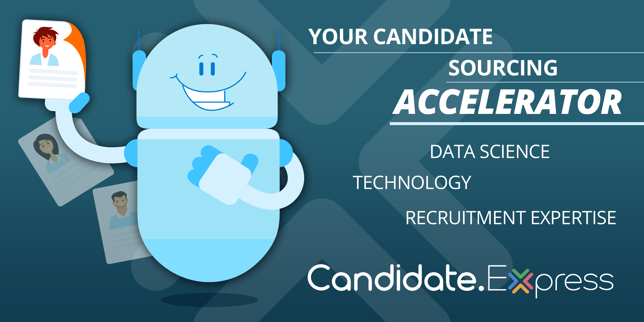Candidate.Express - Your Candidate Sourcing Accelerator