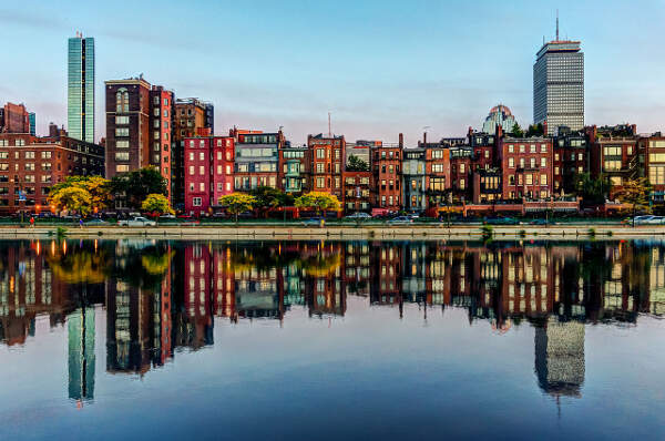 Best Places For Working Women In Massachusetts