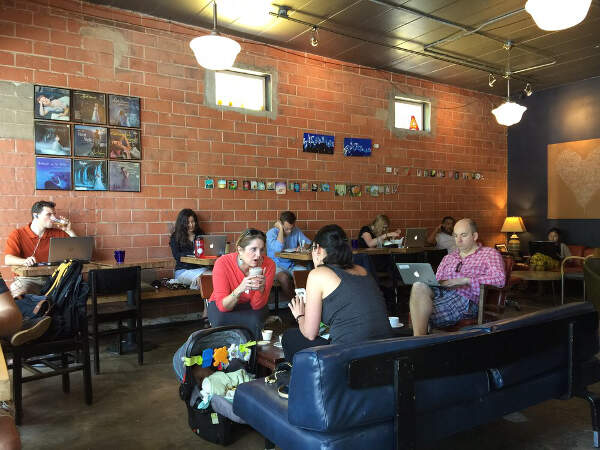Best Coffee Shops in Houston