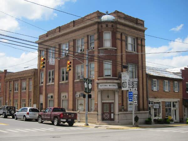 city national bank charles town wv