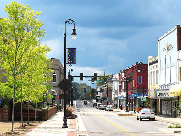 Worst Cities In Tennessee To Find A Job