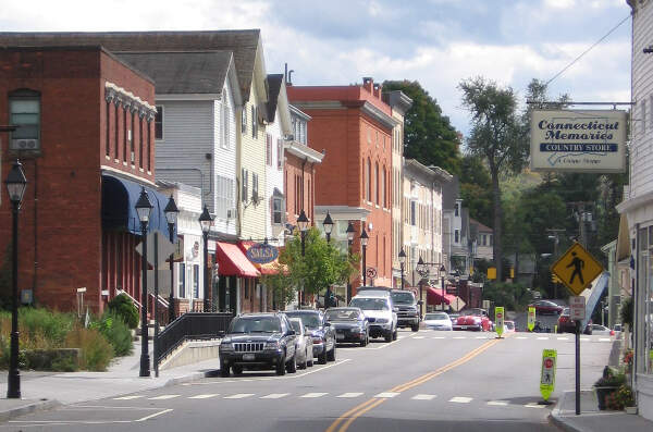 Most Stressed Cities In Connecticut
