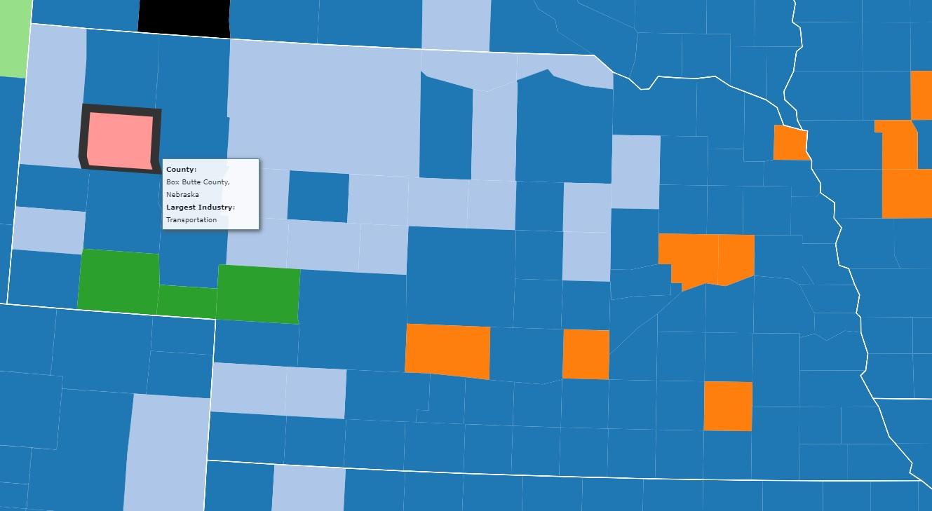 Box Butte County, Nebraska