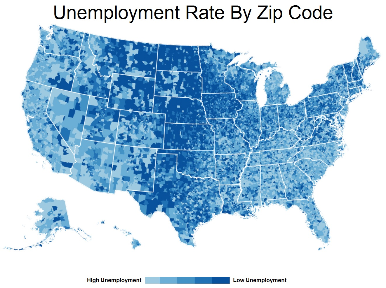 Unemployment Rate By Zip Code