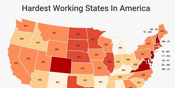 This Surprising Map Shows What Job Each State Googles More