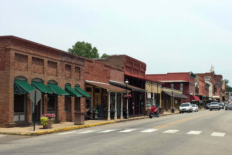 These Are The 10 Hardest Working Places In Arkansas - Zippia