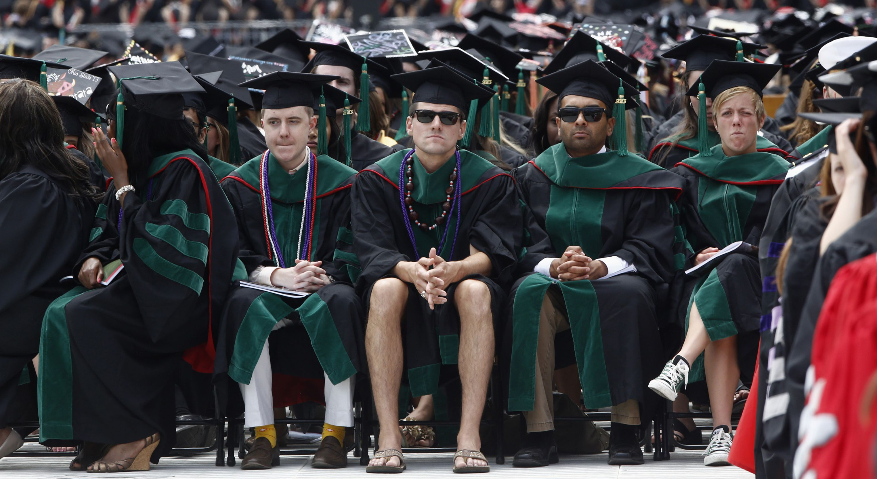 These Are The 10 Best Jobs For Recent College Graduates In America