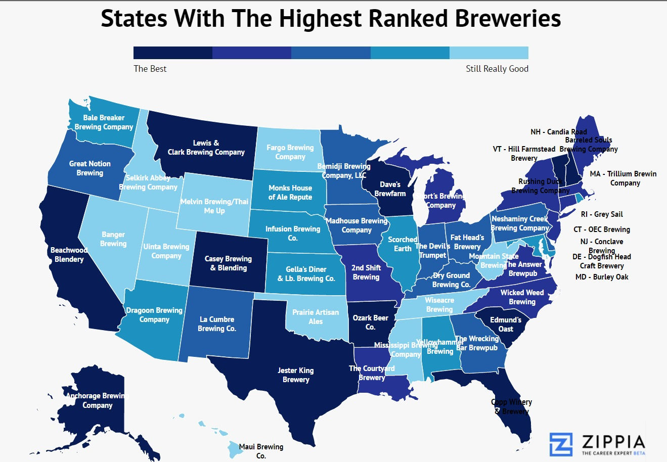 best-beer-in-each-state-heat-map