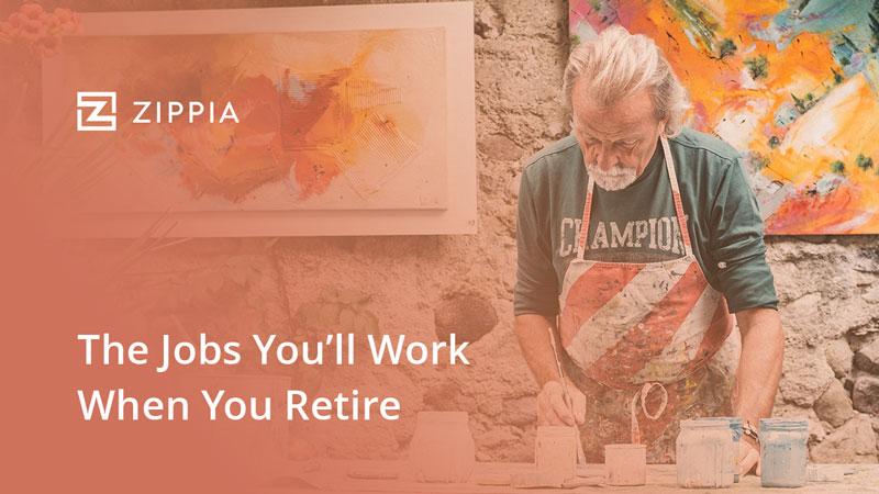 retire jobs